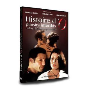 DVD - réservé Histoire d'O, Plaisirs Interdits