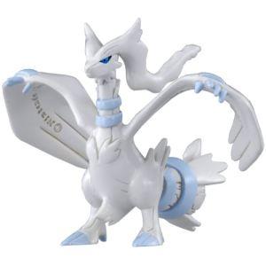 Tomy Pokemon Reshiram - Figurine Best Wishes! (Black+White) Monster Collection