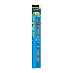 Fluval Rampe d'éclairage éco-énergétique à LED Eco Bright 83,5 / 106,5 cm