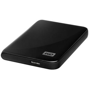 "Western Digital WDBACX0010B - Disque dur externe My Passport Essential SE 1 To 2.5"" USB 3.0"