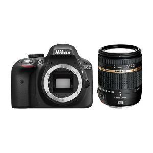 Nikon D3300 (avec objectif Tamron 18-270mm)