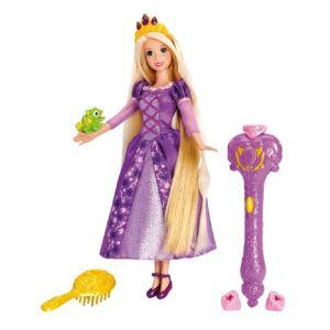 Mattel Poupée Raiponce couleurs magiques