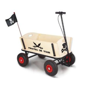 Pinolino Chariot Pirat Jack