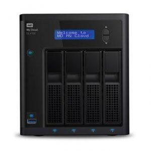 Western Digital WDBNEZ0080KBK - Serveur NAS My Cloud DL4100 8 To