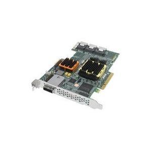 Adaptec RAID 51245 - Carte contrôleur PCIe 8x Serial ATA II/SAS Raid 16 ports