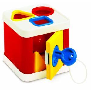 Ambi Toys Boîte à formes Ma boîte à clés