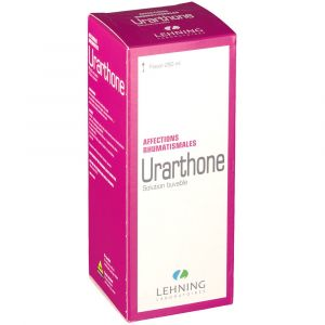 Lehning Urarthone - 250 ml SOLUTION GINGIVALE