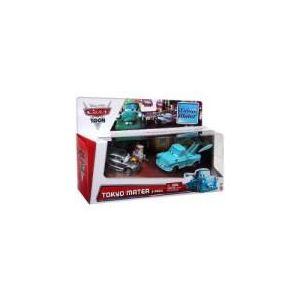 Mattel Cars - Pack de 3 véhicules Martin Tokyo