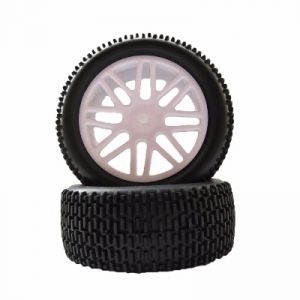 MonsterTronic 66032 - 2 roues buggy 1/10 - 85x42 mm - 12 mm