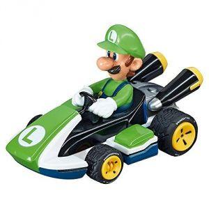 Carrera Toys 64034 - Nintendo Mario Kart 8 Luigi pour circuit Go!!!