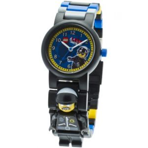 Lego 9009983 - Montre pour enfant Movie Bad Cop
