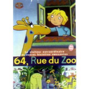 64, rue du zoo - Volume 1 : L'histoire de Boris l'ours brun