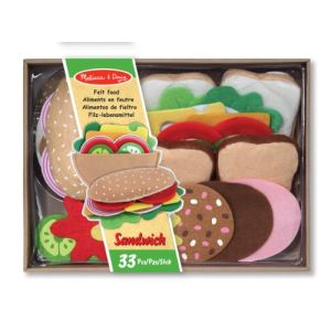 Melissa & Doug 13954 - Set sandwich à composer