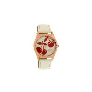 Le Temps des Cerises TC43GWTC - Montre pour femme avec bracelet en cuir