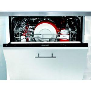 Brandt VH1505J - Lave-vaisselle intégrable 13 couverts