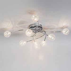 Wofi Soap - Plafonnier 8 ampoules