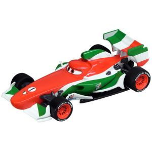 Carrera Toys 27354 - Voiture Cars 2 Francesco pour circuit Evolution