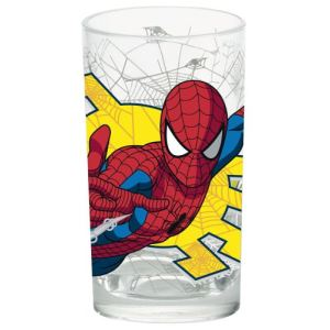 Spel 4824 - Verre à jus de fruit Spiderman en acrylique (20 cl)