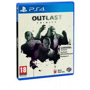 Outlast Trinity sur PS4