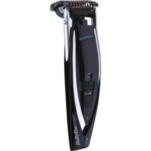Babyliss E868E - Tondeuse à barbe rechargeable et secteur