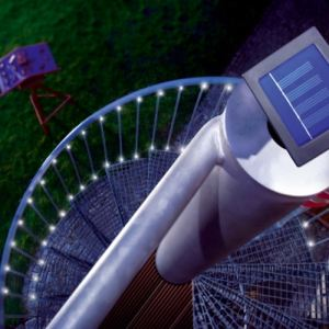 Esotec Guirlande lumineuse solaire 48 LED (12 m)