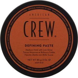 American Crew Defining Paste - Cire de coiffage tenue moyenne et brillance faible