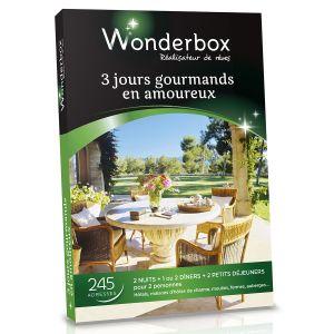 12 offres coffret wonderbox week end en amoureux comparez avant d 39 acheter en ligne. Black Bedroom Furniture Sets. Home Design Ideas