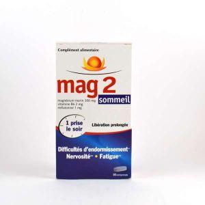 Cooper Mag 2 Sommeil - 30 comprimés