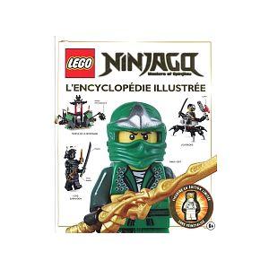 Encyclopédie iIlustrée Lego Ninjago
