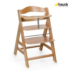 Hauck Alpha Plus - Chaise haute