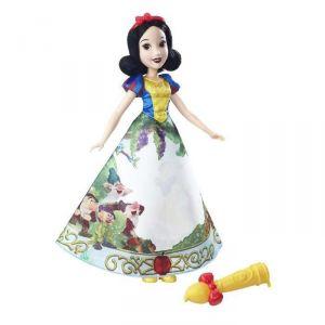 Hasbro Poupée Disney Princesses : Blanche Neige robe magique
