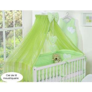 76 offres ciel de lit vert comparez avant d 39 acheter en ligne. Black Bedroom Furniture Sets. Home Design Ideas