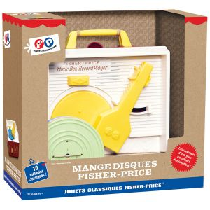 Fisher-Price Mange disques