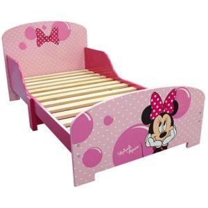 Fun House Lit pour fille Minnie Mouse 70 x 140 cm