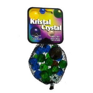 LGRI Sac de billes Crystal