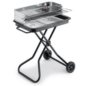 Le King Store Giamaica - Barbecue à charbon pliable