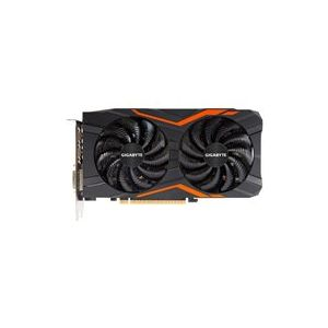 GigaByte GV-N1050G1GAMING-2GD - Carte graphique GeForce GTX 1050 2 Go GDDR5 PCIe 3.0 x16