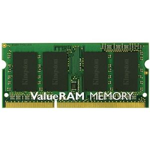 Kingston KVR16S11S6/2 - Barrette mémoire ValueRAM 2 Go DDR3 1600 MHz CL11 SoDimm 204 broches