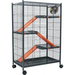 Zolux Indoor Maxi Loft 2 - Cage pour rongeur