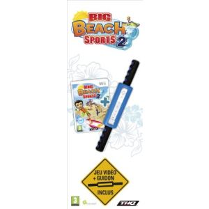 Big Beach Sports 2 + Guidon sur Wii