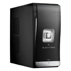 Advance 8112 - Boîtier Moyen tour Black Magic + Lecteur cartes flash offert sans alimentation