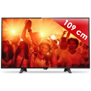 Philips 43PFT4131/12 - Téléviseur LED 108 cm Full HD