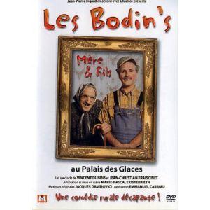 Les Bodin's : Mère et fils - Au palais des Glaces