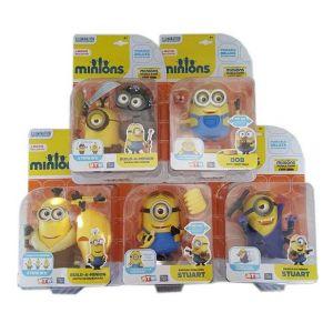 Mondo Assortiment de 12 figurines Deluxe Les Minions (15 cm)