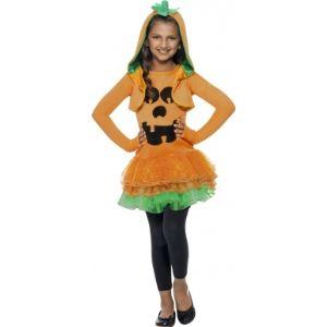 Déguisement citrouille tutu fille Halloween (4-6 ans)