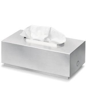 Blomus 68390 - Boîte à mouchoirs Primo en inox