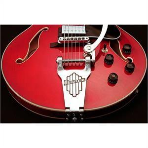 Ibanez AFS75T - Guitare électrique hollow body avec vibrato type Bigsby