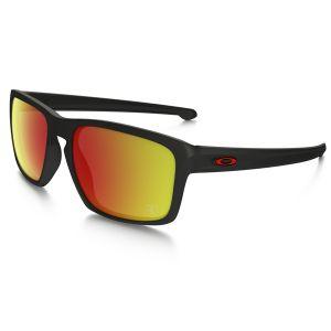 Oakley OO9262 SLIVER Black Ruby Lunettes de soleil