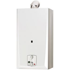 Saunier duval ZD97TN00 - Chauffe bain instant gaz Opalia Plus F17E micro accumul allumage électronique ventouse GN