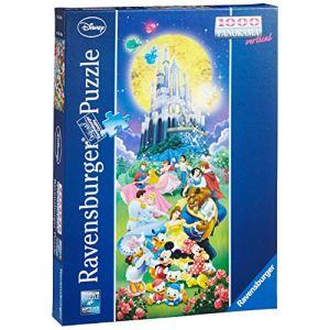 Ravensburger Puzzle Château Disney panorama 1000 pièces